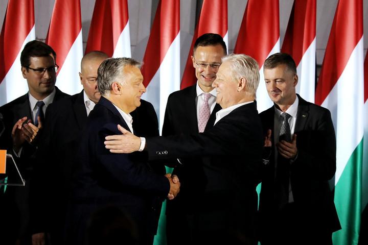 Orbán: Magyarország legerősebb pártja továbbra is a Fidesz-KDNP