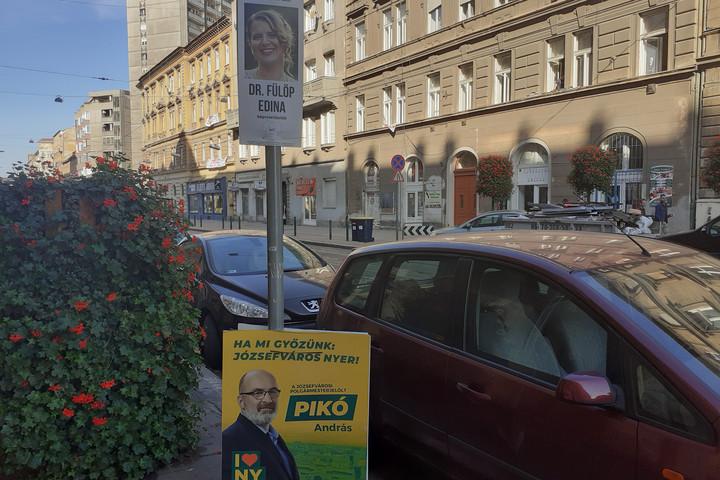 Három hetük van a választási plakátok eltávolítására a jelölteknek és a pártoknak