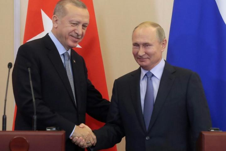 Putyin és Erdogan megállapodott