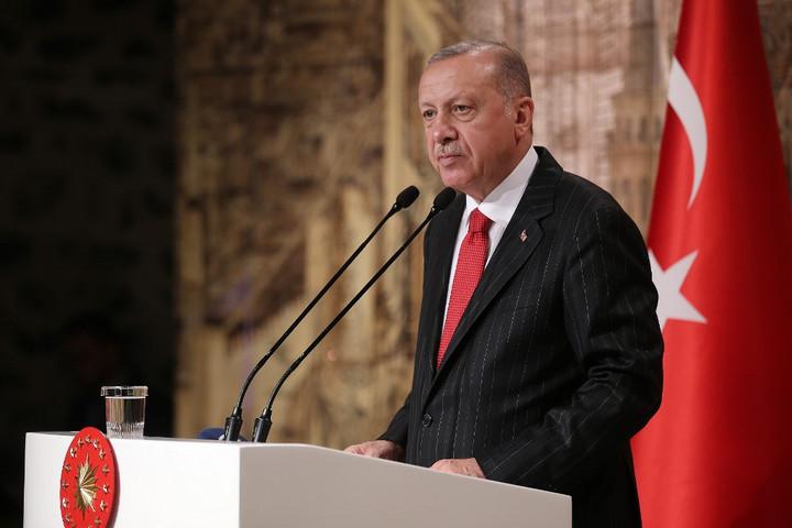 Erdogan: Folytatódik a szíriai hadművelet, ha nem teljesülnek a tűzszünet feltételei