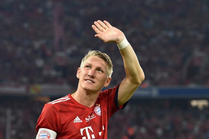 Bastian Schweinsteiger visszavonul