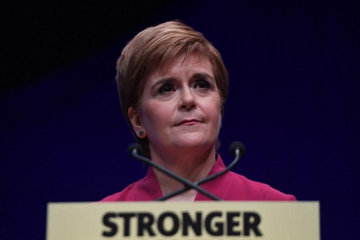 Sturgeon: Johnson nem kötheti Skóciát akarata ellenére Nagy-Britanniához