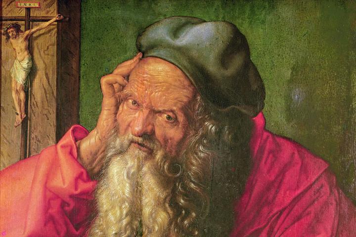 A nyúlon túl: Dürer  az Albertinában