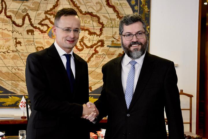 Szijjártó: Magyarország minden eddiginél szorosabb kapcsolatot szeretne Brazíliával