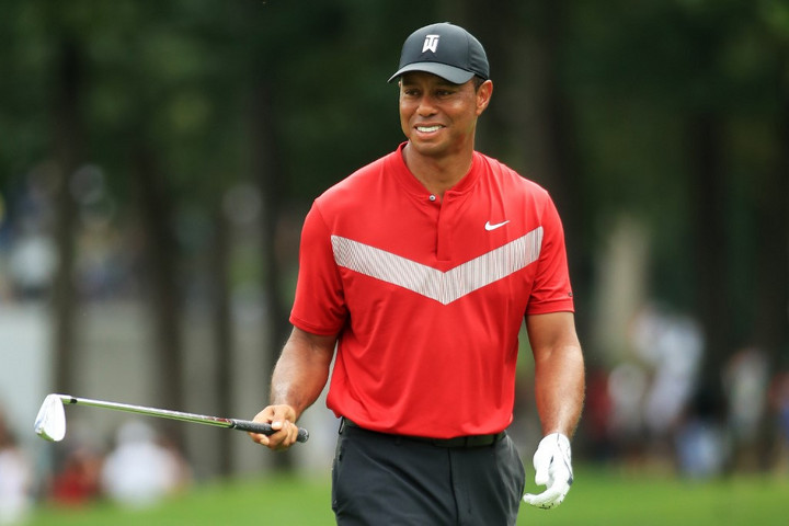 Tiger Woods ott akar lenni a tokiói olimpián