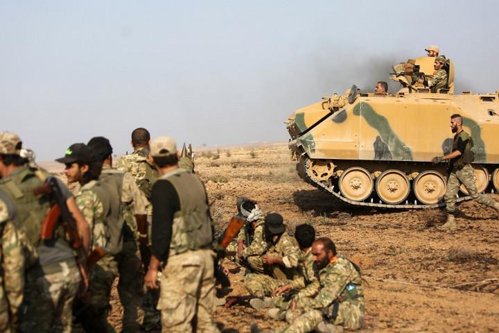 Közösen járőröznek az orosz és a török erők Északkelet-Szíriában