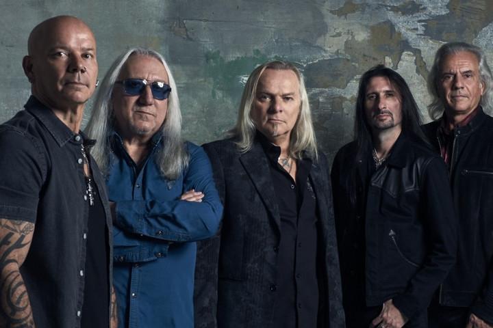 Jővő februárban ismét Budapesten játszik a Uriah Heep