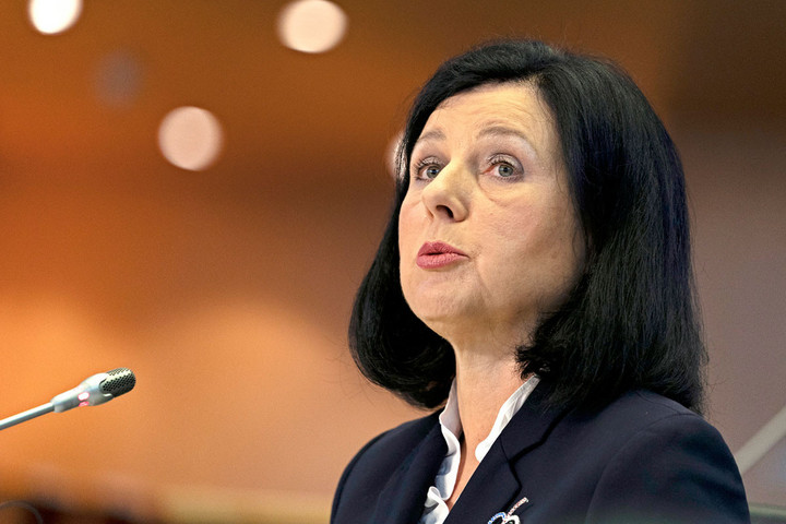 Jourová: A magyar intézkedések nem ellenkeznek az európai uniós joggal