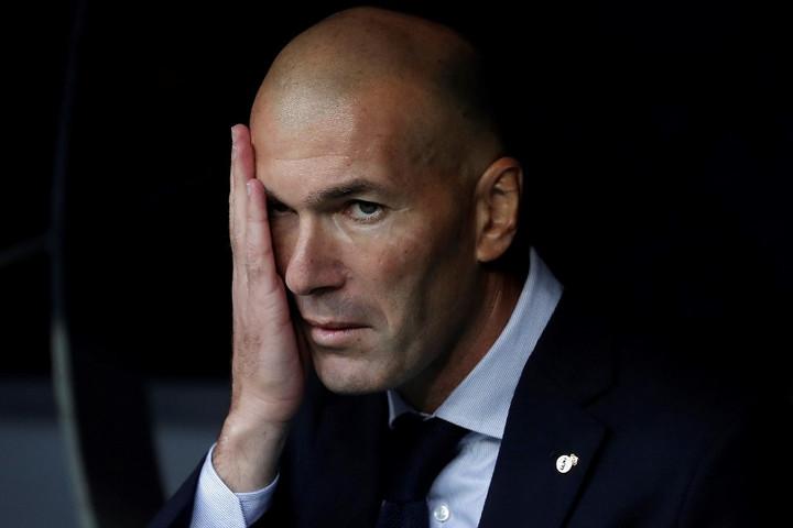 Zidane: Soha nem játszottunk még ilyen rosszul