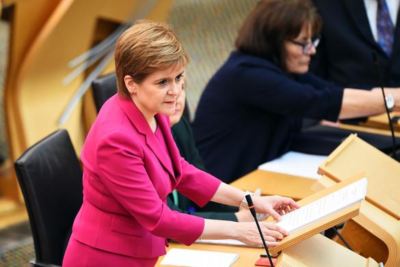 Skót miniszterelnök: Az EU-ban tárt karokkal várnák a független Skóciát
