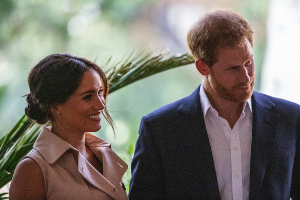 Lemondott királyi titulusáról Harry herceg és felesége