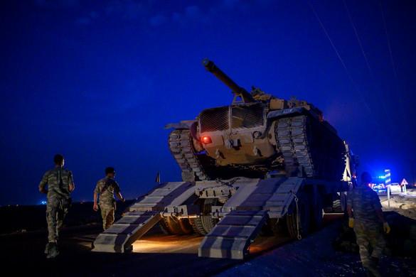 """""""Törökországnak fel kell hagynia mindenfajta katonai tevékenységgel Szíriában"""""""