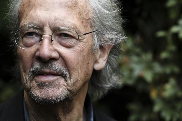 Peter Handke soha többé nem válaszol újságírói kérdésekre
