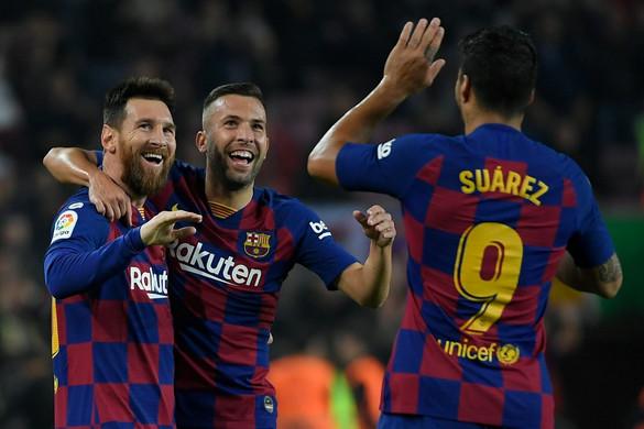 Messi villogott, kiütötte a Valladolidot a Barca