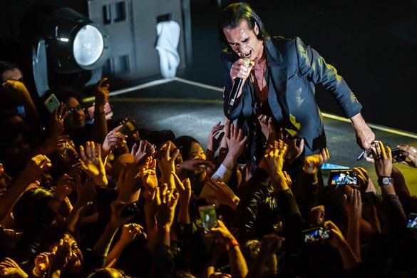 Nick Cave és a Bad Seeds  újra Magyarországra jön