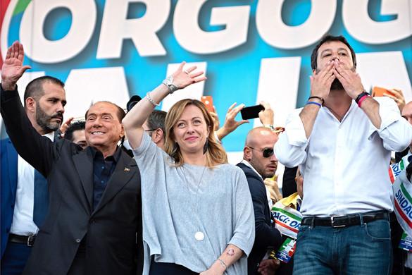 Matteo Salvini: Pár hónap múlva újra kormányon leszünk