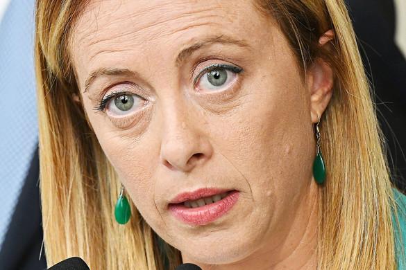 Giorgia Meloni: Népességcserével fenyeget a baloldali javaslat
