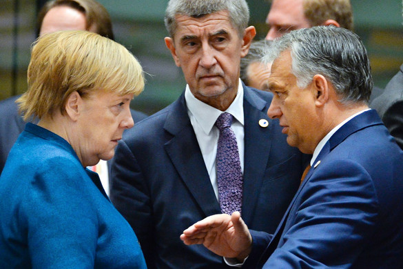 Merkel hétfőn fogadja Orbán Viktort