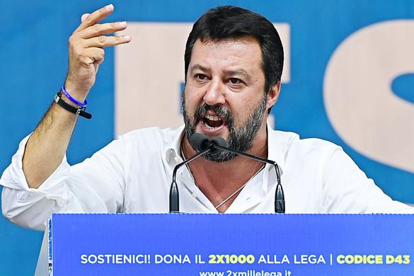 Salvini: Készen állunk Róma kormányzására!