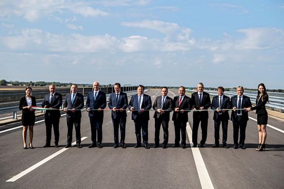 Önerőből is épülhet új autóút