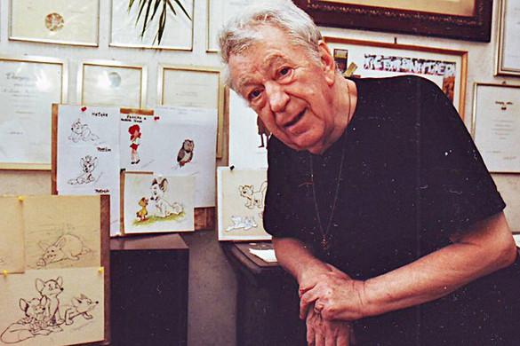 Tíz éve hunyt el Dargay Attila rajzfilmrendező