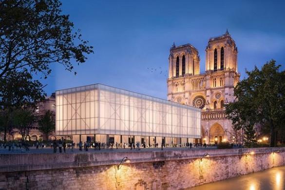 Több száz éves fákat választanak ki a Notre-Dame felújításához