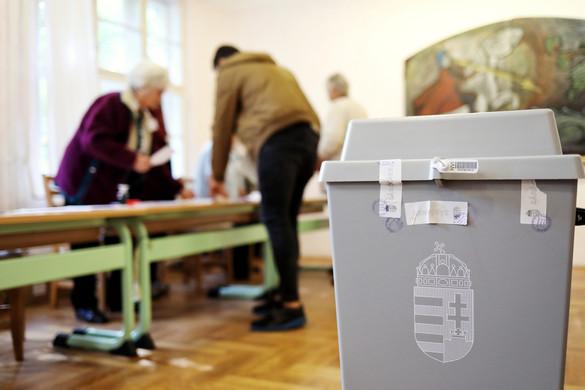 Nincs tervben a választási törvény módosítása