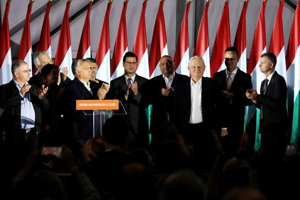 Nézőpont: Továbbra is a Fidesz-KDNP a legnépszerűbb politikai pártszövetség