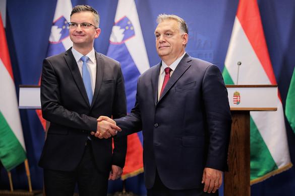 Orbán Viktor: Magyarország és Szlovénia sorsközösségben van
