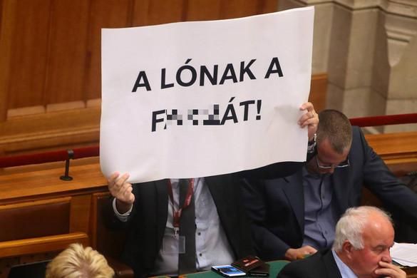 """""""Az ellenzék védi a védhetetlent Hadházy ügyében"""""""