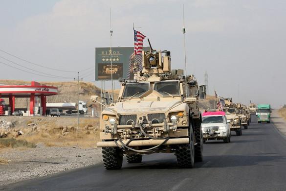 A Szíriából távozó amerikai csapatoknak nincs engedélyük Irakban maradni