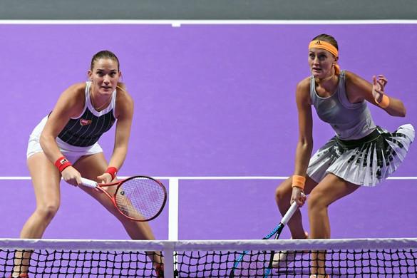 Babosék már elődöntősök a WTA-világbajnokságon