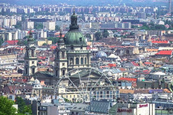 Budapest emblematikus város