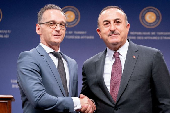 Törökország nem akar nemzetközi ellenőrzés alatt álló biztonsági zónát