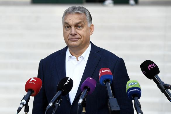 A magyar kormányfő levélben gratulált Morawieckinek