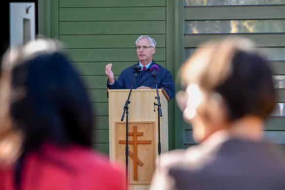 Soltész: A zarándokhelyek a közösséghez kötődést erősítik