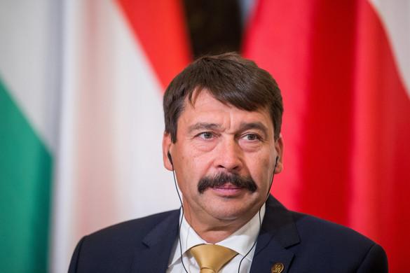Áder János: Magyarország 2050-re klímasemlegessé válhat