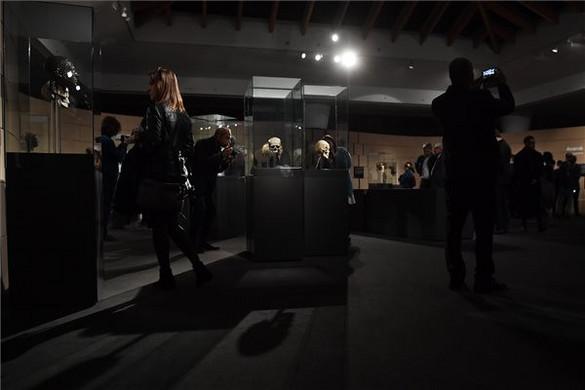Megnyílt az Attila örökösei - a hunoktól az Árpád-házig című kiállítás