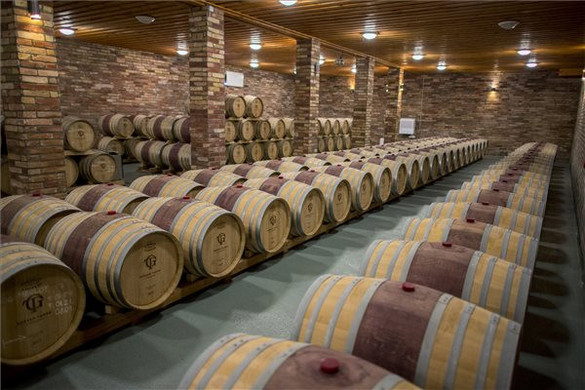 Magyar borokat népszerűsít az agrártárca
