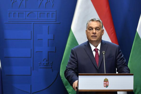 Orbán Viktor: Köszönöm a bizalmat, Magyarország
