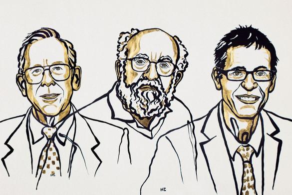 Hárman kapják a fizikai Nobel-díjat