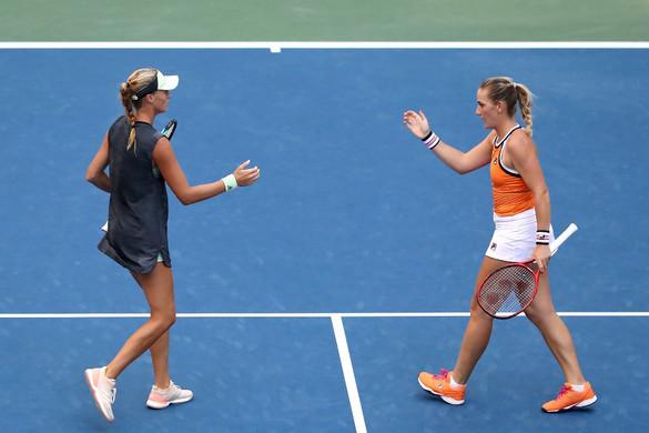 Babosék győzelemmel kezdték a WTA-világbajnokságot