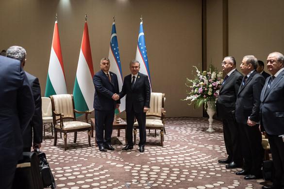 Orbán Viktor: Magyarország az Európához kapcsolódást adhatja a Türk Tanácsnak