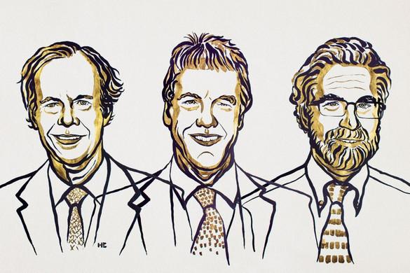 Két amerikai és egy brit sejtkutató kapja az idei orvosi Nobel-díjat