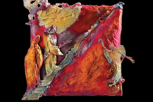 Rómában nyílik kiállítása Madarassy Istvánnak