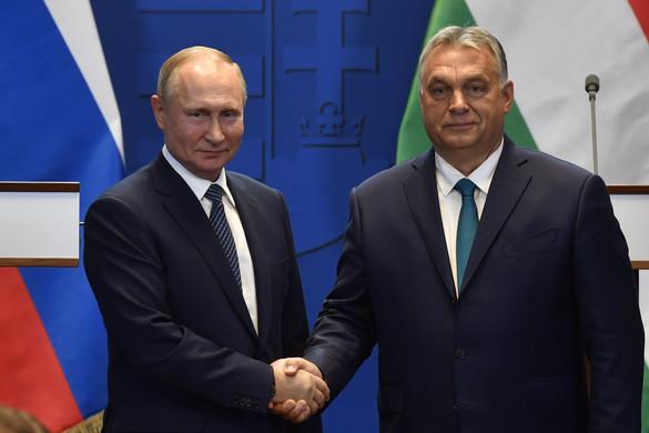 Orbán: Magyarország a Nyugat és Oroszország együttműködésében érdekelt