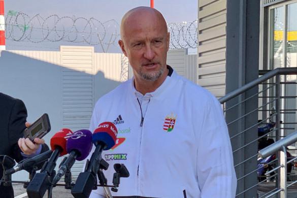 Marco Rossi: Nem lenne tisztességes, ha kísérleteznénk a stadionavatón