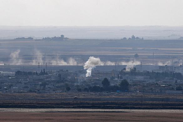 A tűzszünet ellenére folytatódtak a harcok Észak-Szíriában