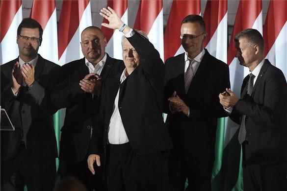 Tarlós: Köszönöm Budapestnek ezt a kilenc évet