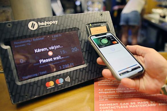 Olcsóbbá teszi  a bankolást a digitalizáció